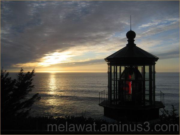 Cape Meares Light House