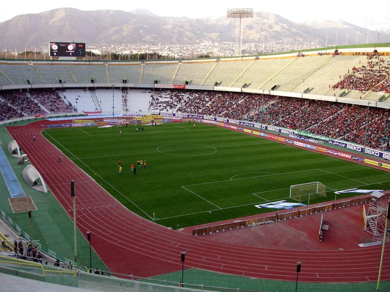 Azadi Stadium - Iran - Tehran