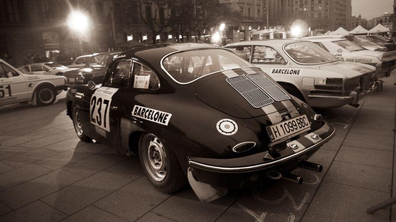 Rally Monte-Carlo Historique 2009