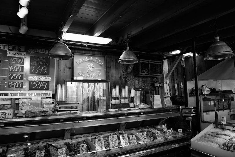 Harbor Fish Market, Portland, ME