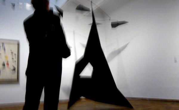 Calder à la fondation Miro
