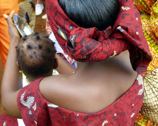 nouvelle série... portraits du Bénin