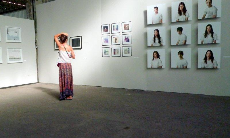poser , portraits ...