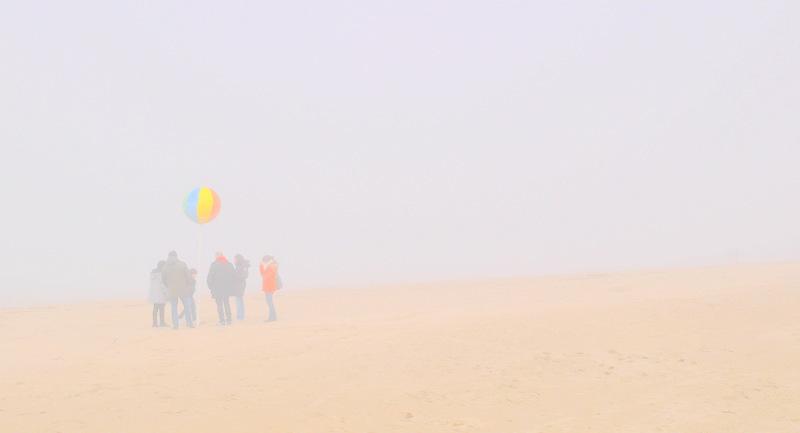 ballon de plage ...