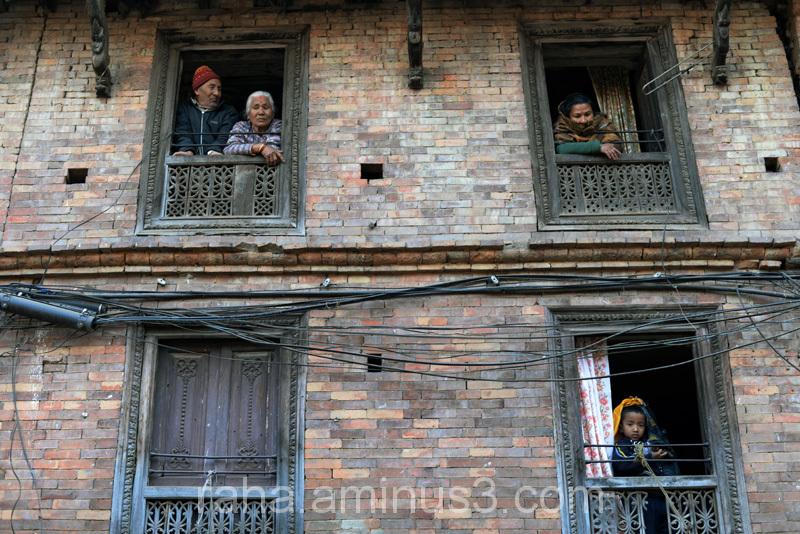 Nepal, BAKTAPOUR