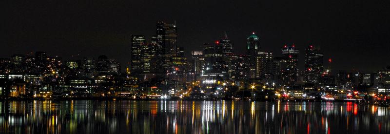 Zoomed in Skyline