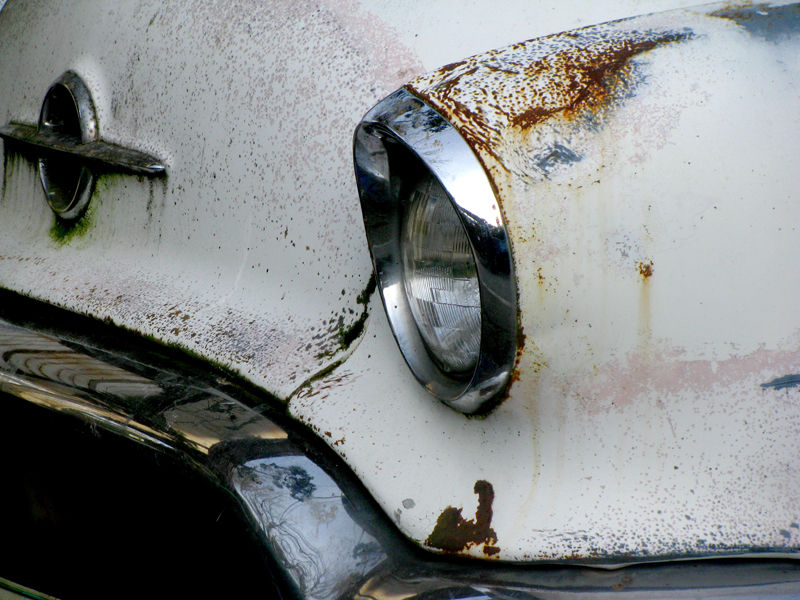 Rusted Front