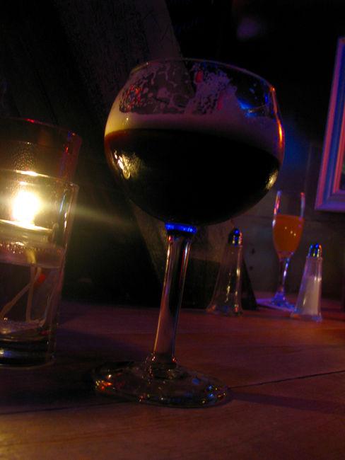 A Delciouso Black Velvet