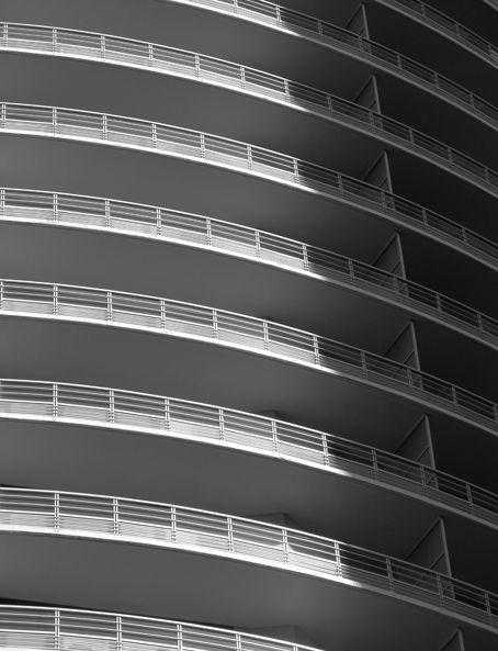 Curving Balconies