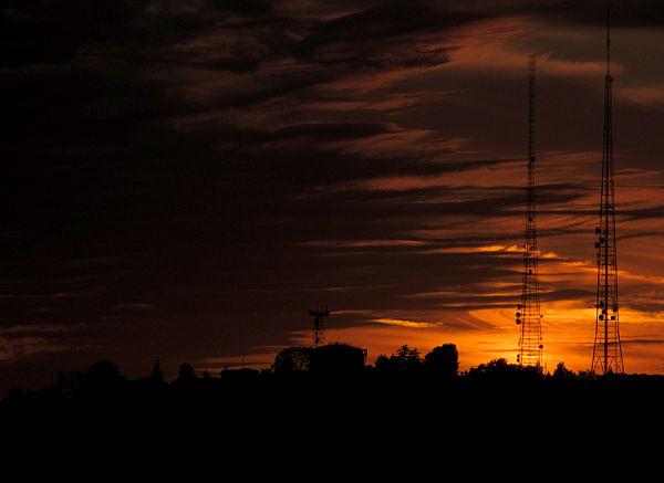 Queen Anne Sunset