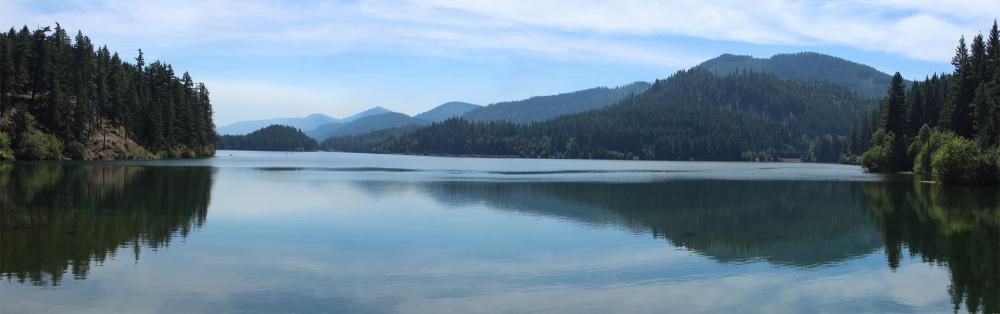 Lake Easton Panorama