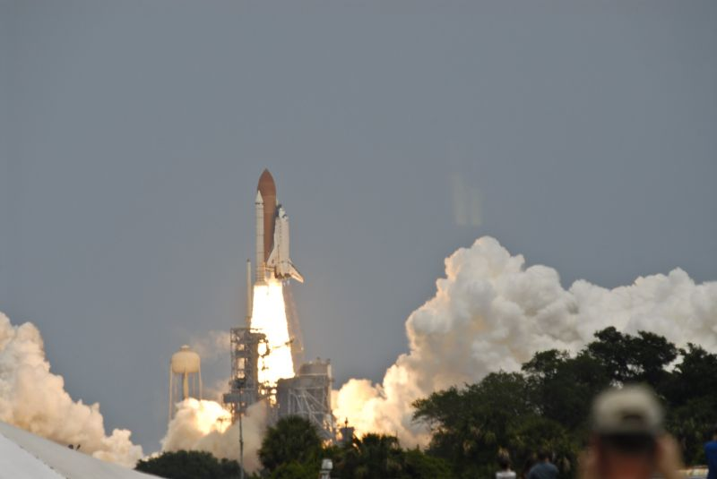 Atlantis STS-125 Launch