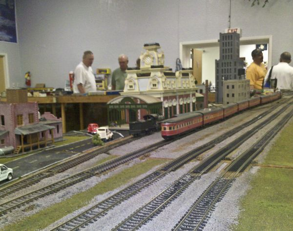 Model Railroad