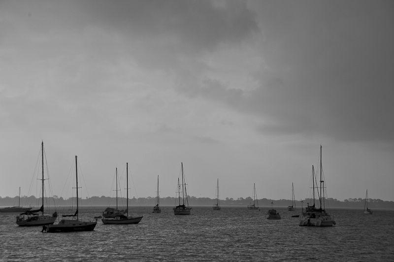 Rain Approaches
