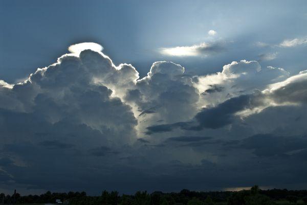 Stormy Sunset 1