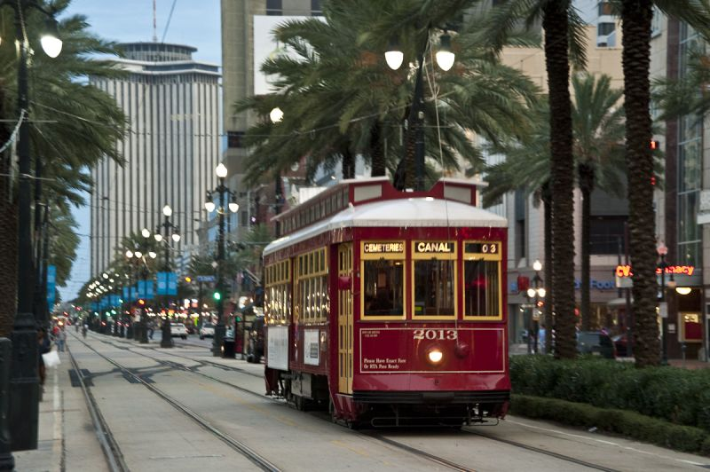 Canal Street Car