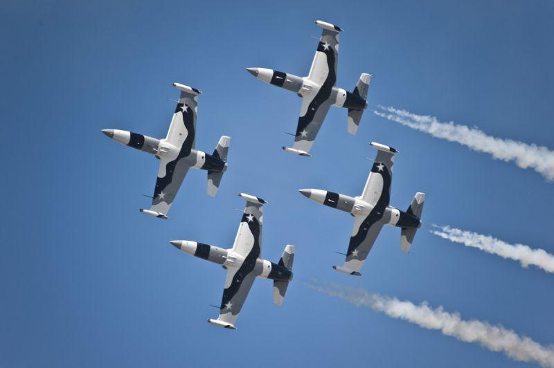 Heavy Metal Jet Team Diamond