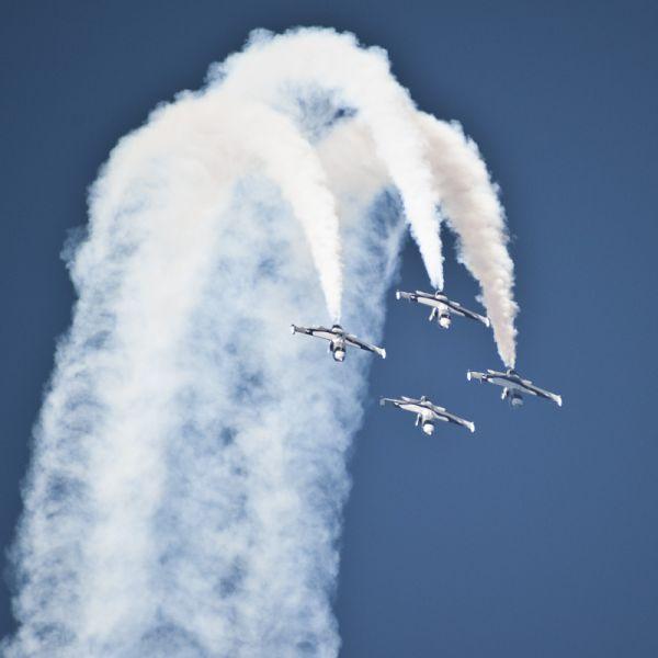 Heavy Metal Jet Team Doubleback
