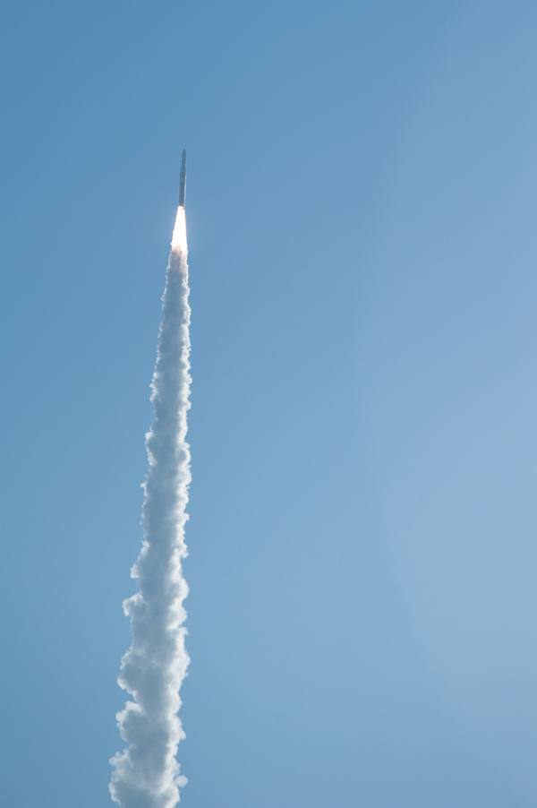 GPS III Launch on Delta 4