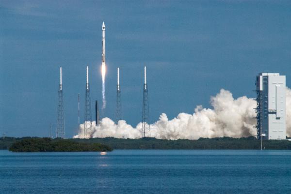 GPS 2F8 Launch