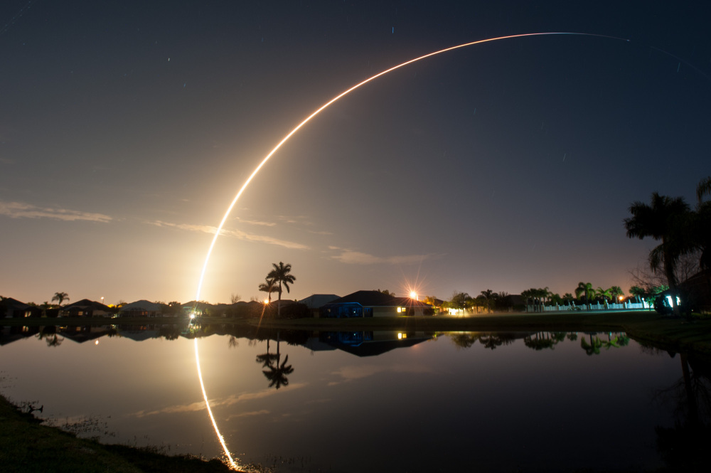 Falcon 9 ABS Launch