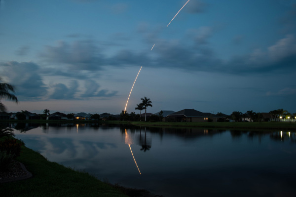 Delta IV WGS 5 launch