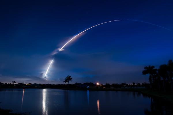 ATLAS 5 - Morelos 3 Launch