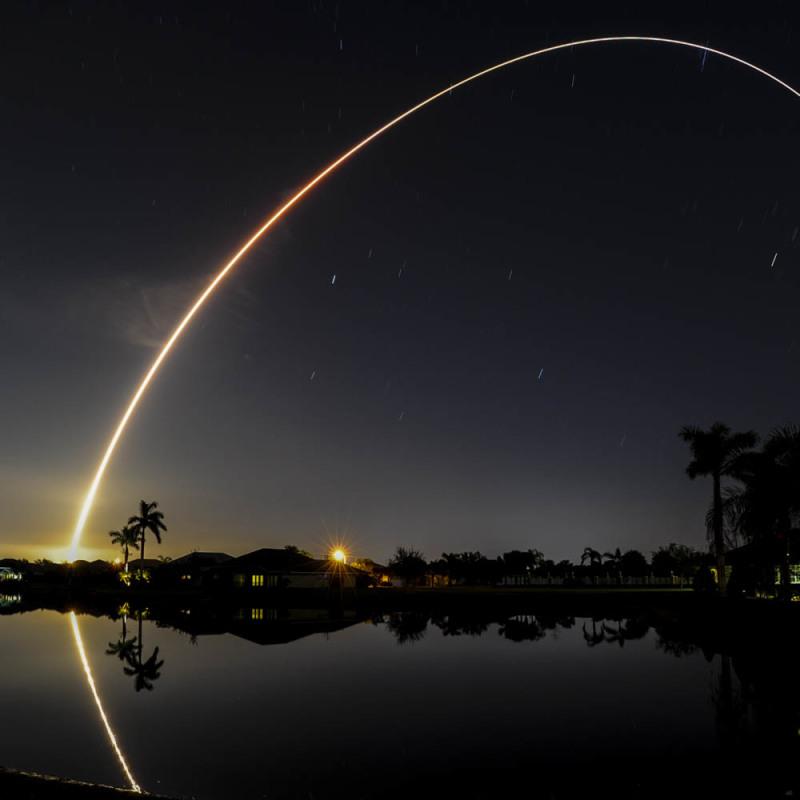 Delta 4 WGS 8 Satellite Launch