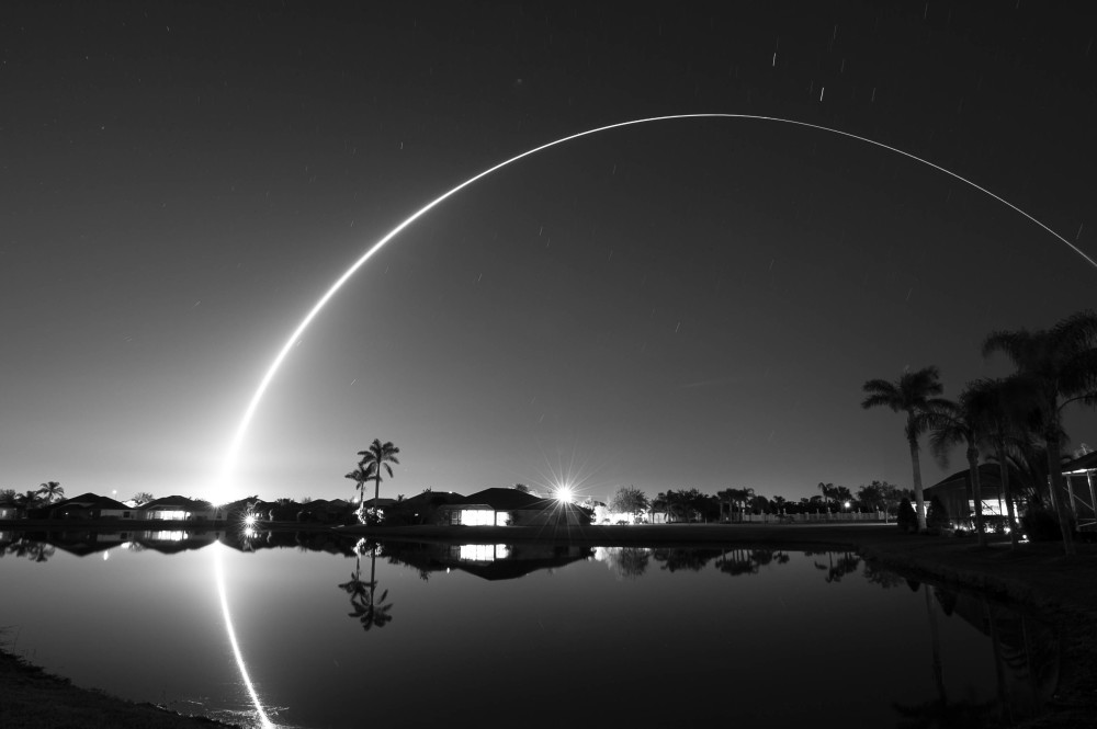 ATLAS 5 - SBIRS GEO 4 Launch