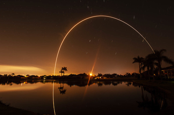 Parker Solar Probe - Delta IV Heavy Launch