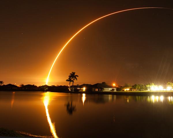 Falcon 9 Nusantara Satu, Beresheet Lunar Lander