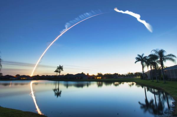 AEHF 5 Launch on Atlas 5