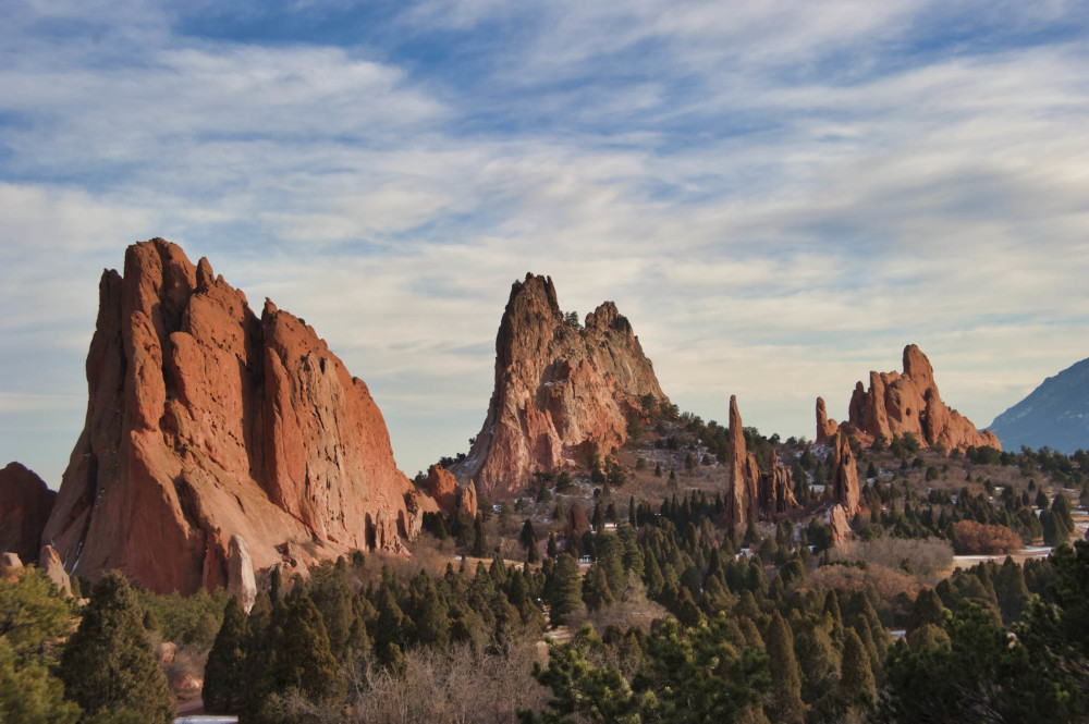 Garden of the Gods - January 2011