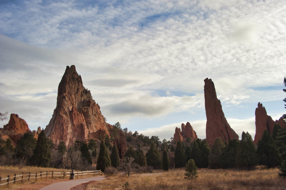 Garden of the Gods - December 2010