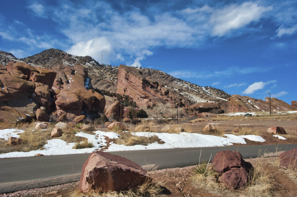 Red Rocks - February 2011