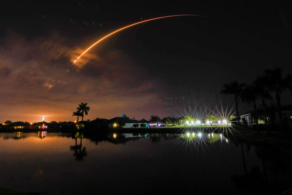 Falcon 9 - JCSAT 18