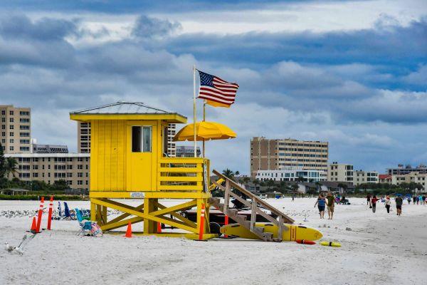 Sarasota - Siesta Key Lifeguard Station