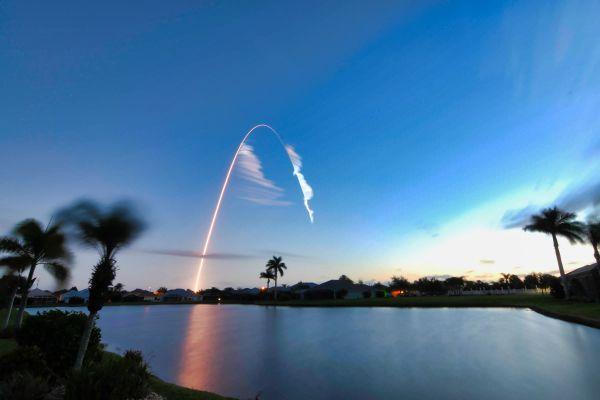 Atlas V - CST100 Starliner Demo Flight