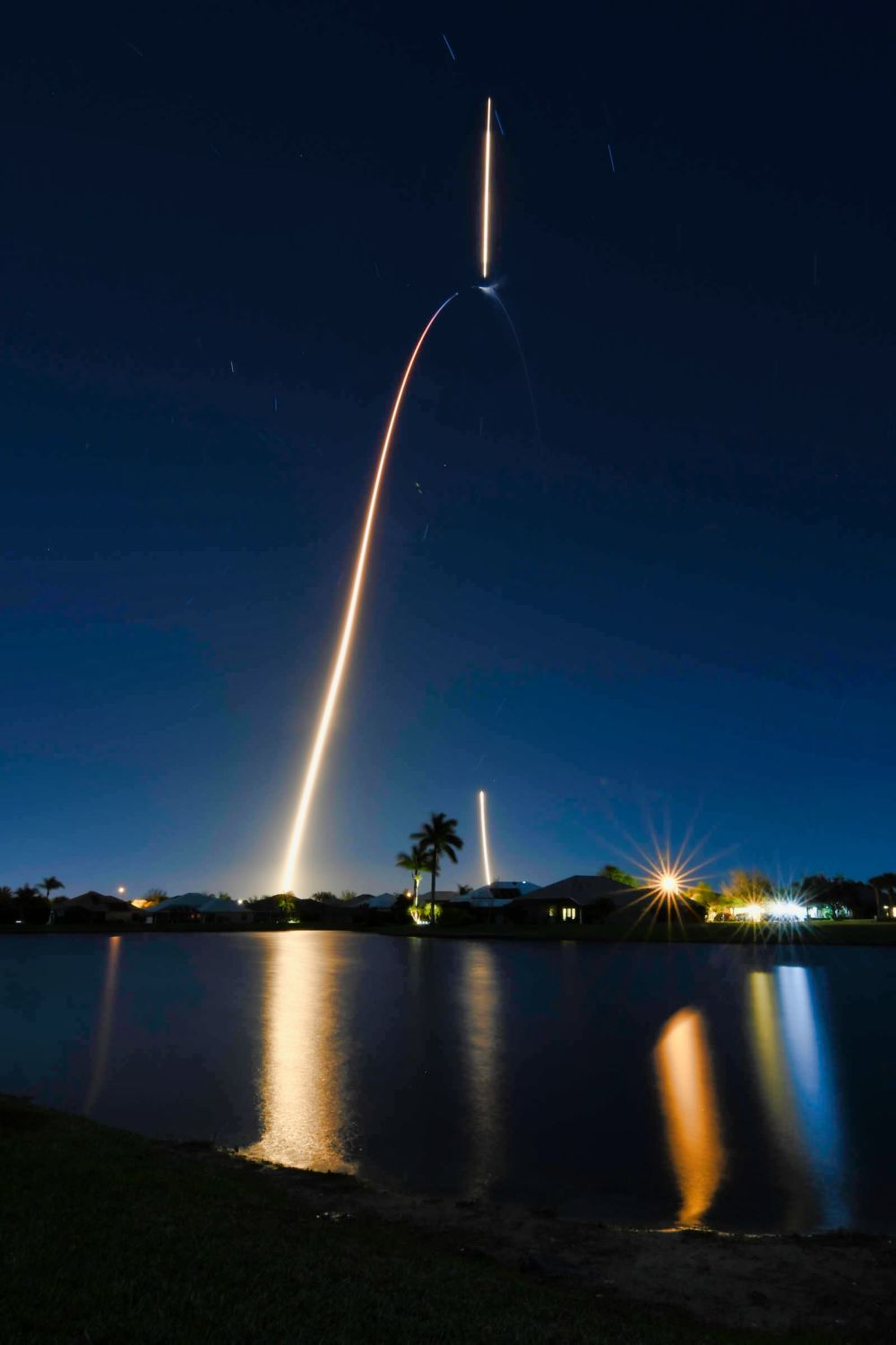 CRS20 - Falcon 9 Launch and Land
