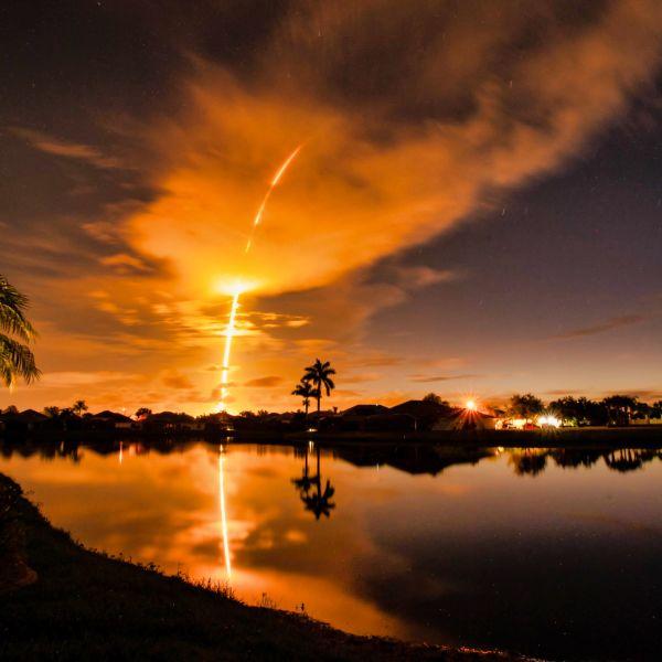 SpaceX Startlink 8