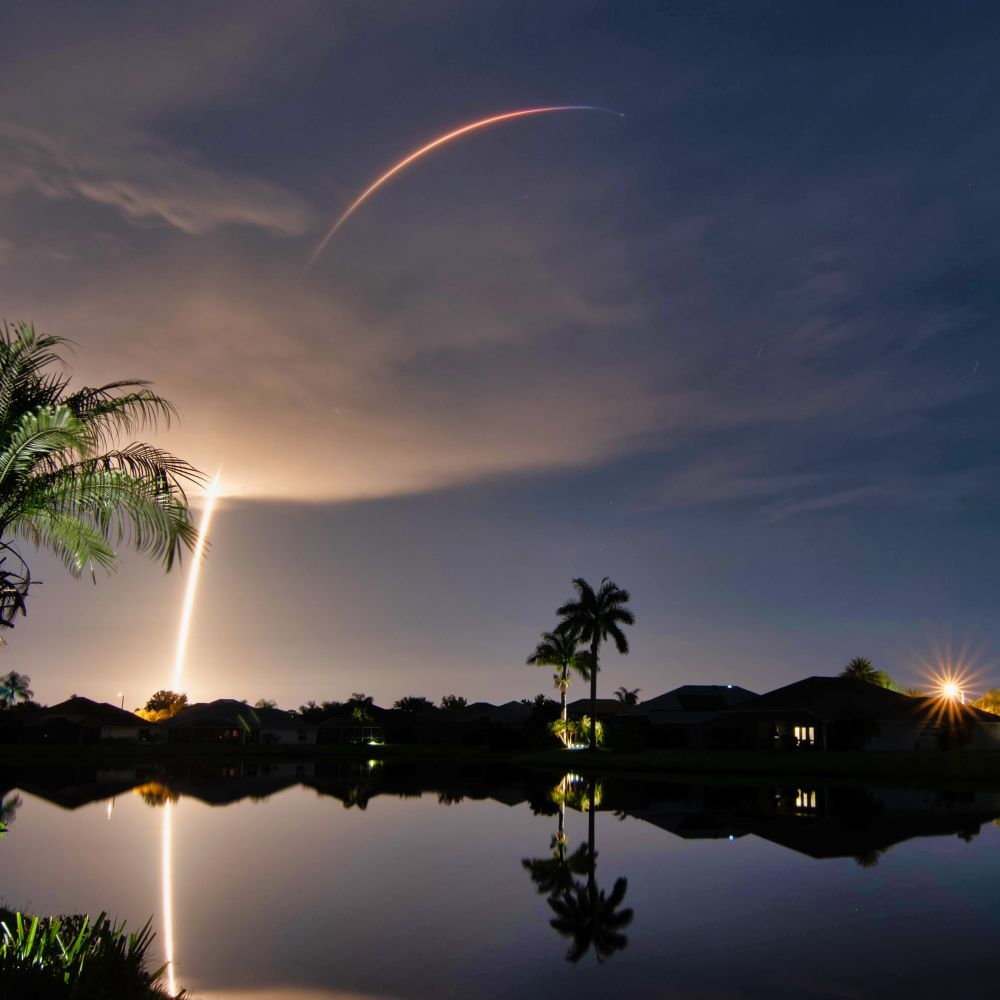 Falcon9 Starlink9 launch