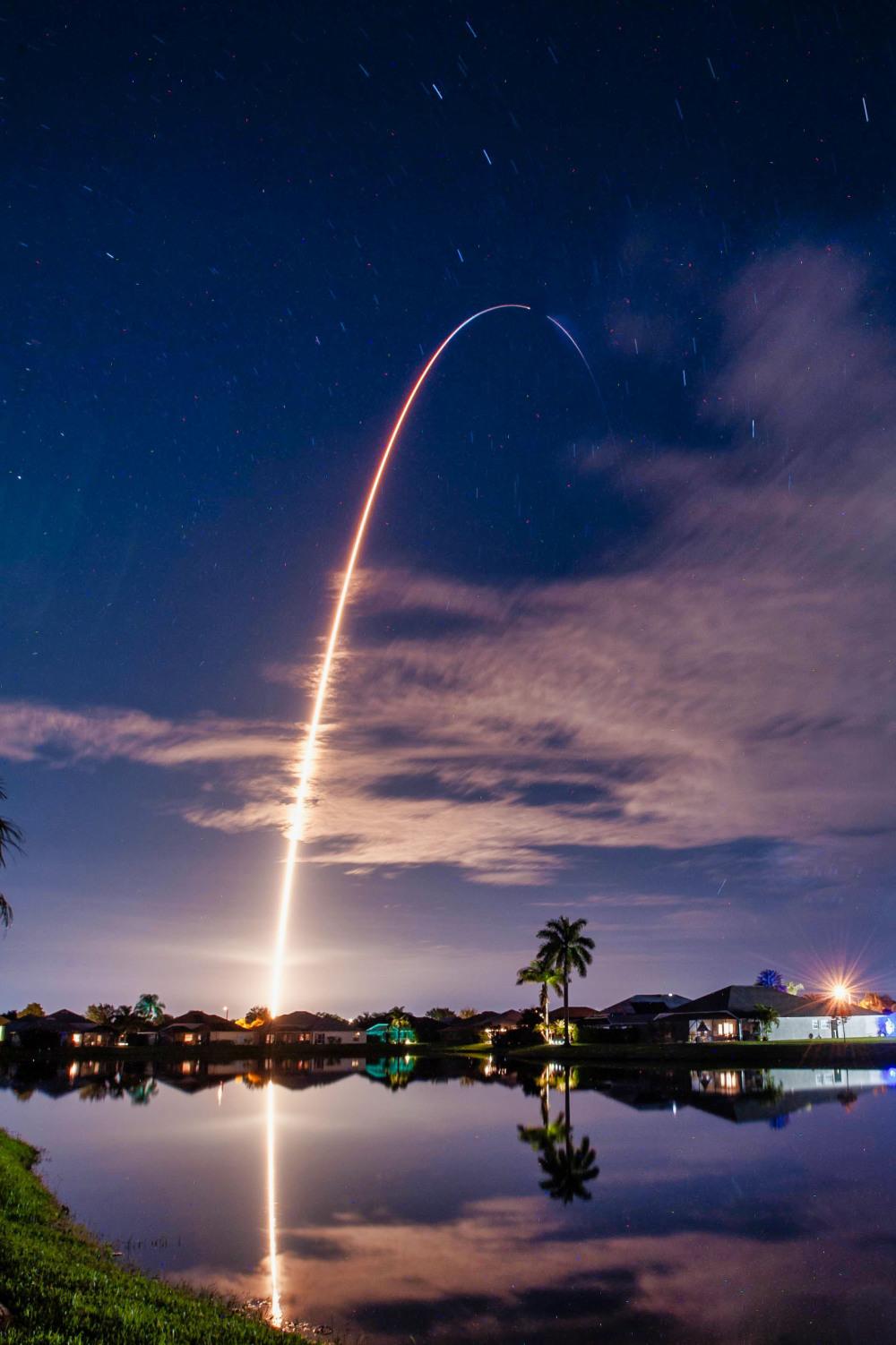 Falcon 9 - Crew 1