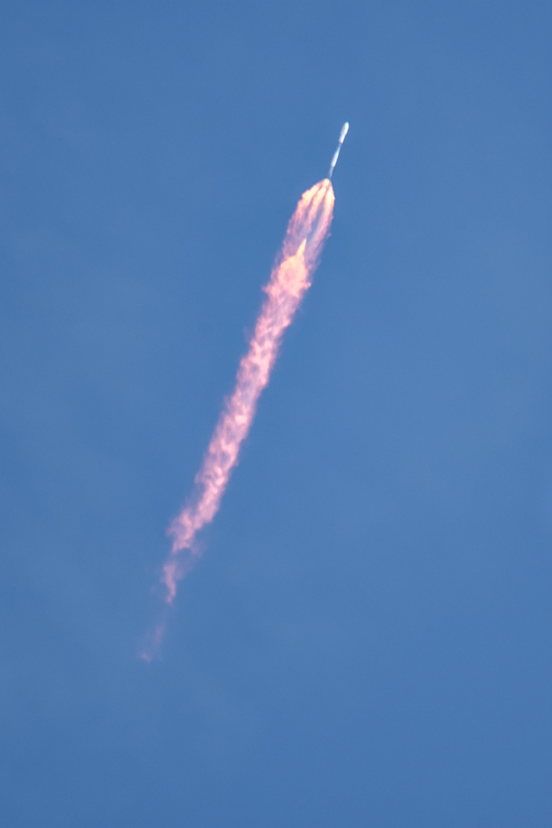 SpaceX Falcon 9 Transporter-1