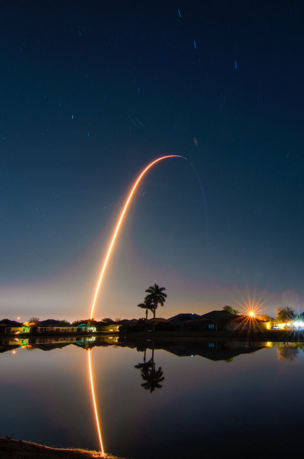 SpaceX Falcon 9 Starlink18
