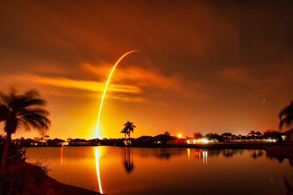 Falcon 9 - Starlink V1.0-L19