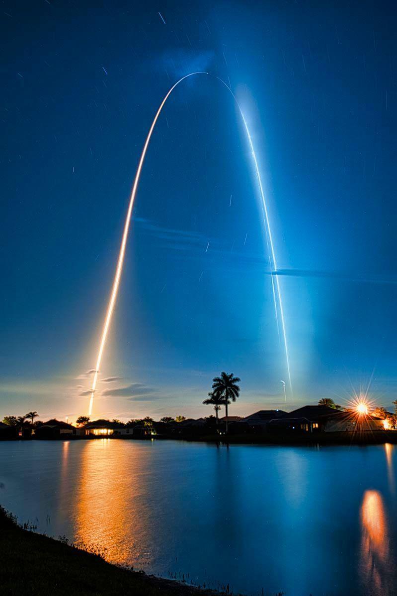 SpaceX Falcon 9 NASA Crew 2 Launch