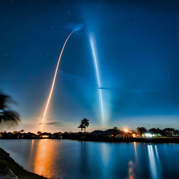 SpaceX Falcon 9 Crew Dragon Crew 2 Mission
