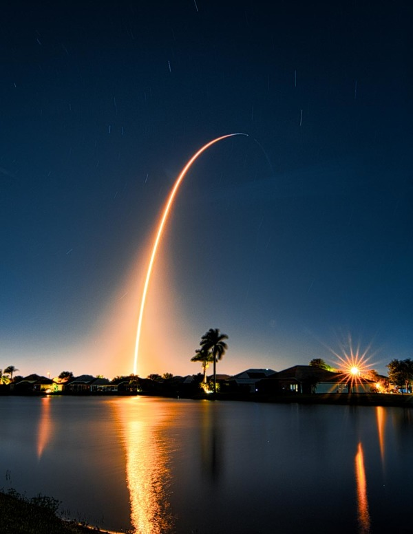 Falcon 9 - Starlink V1.0-L24