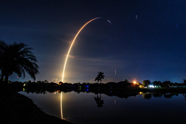 SpaceX NASA CRS 23 Launch