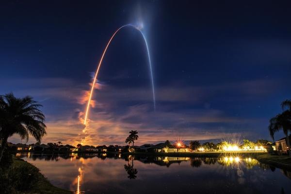 Falcon 9 - Inspiration4